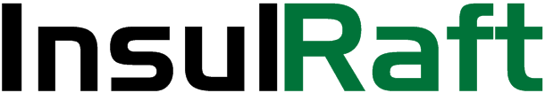 InsulRaft Logo Green